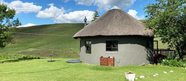 Khotso Lodge & Horse Trails